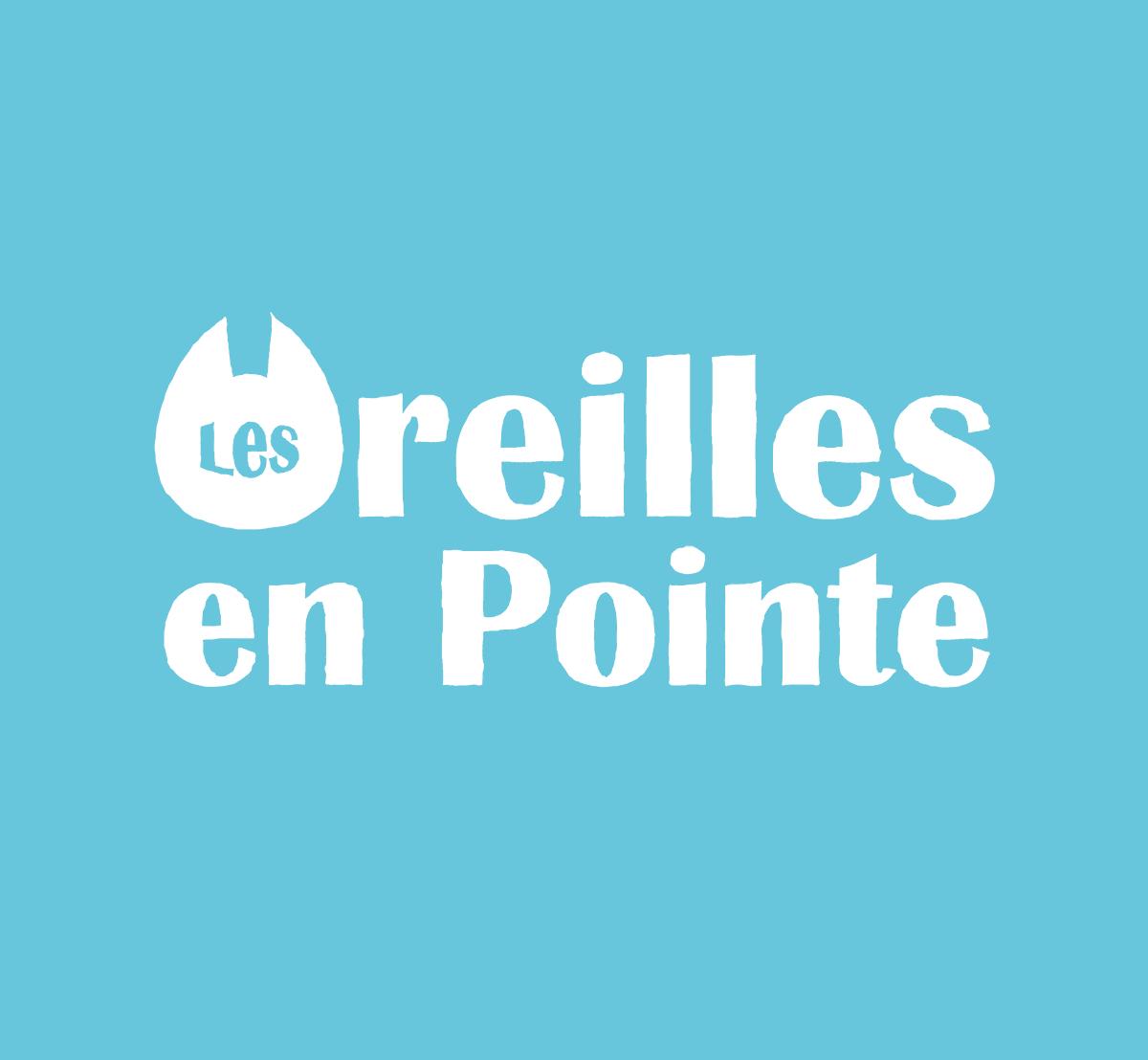 Logo Festival de musique Les oreilles en Pointe